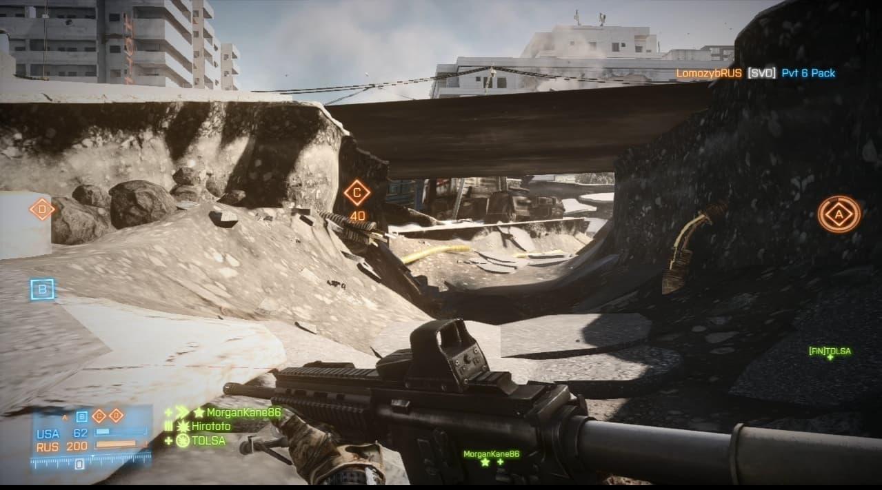 Xbox 360 Battlefield 3: Aftermath