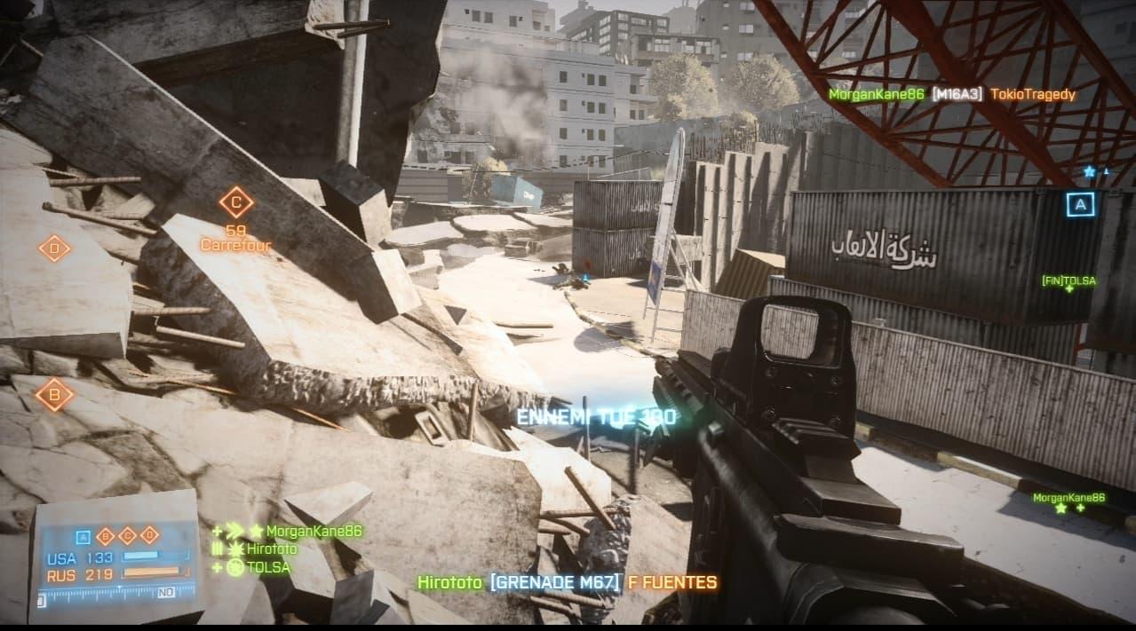 Battlefield 3: Aftermath - Image n°7