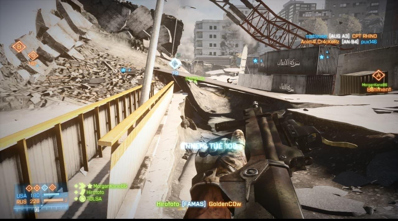 Battlefield 3: Aftermath - Image n°8