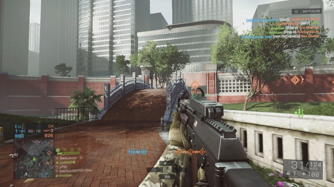 Battlefield 4: Dragon's Teeth Xbox One