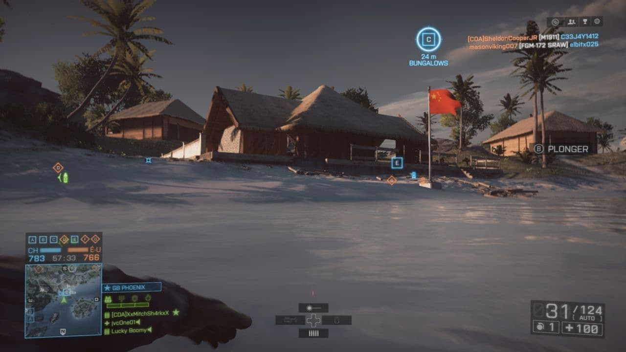 Battlefield 4: Naval Strike - Image n°6