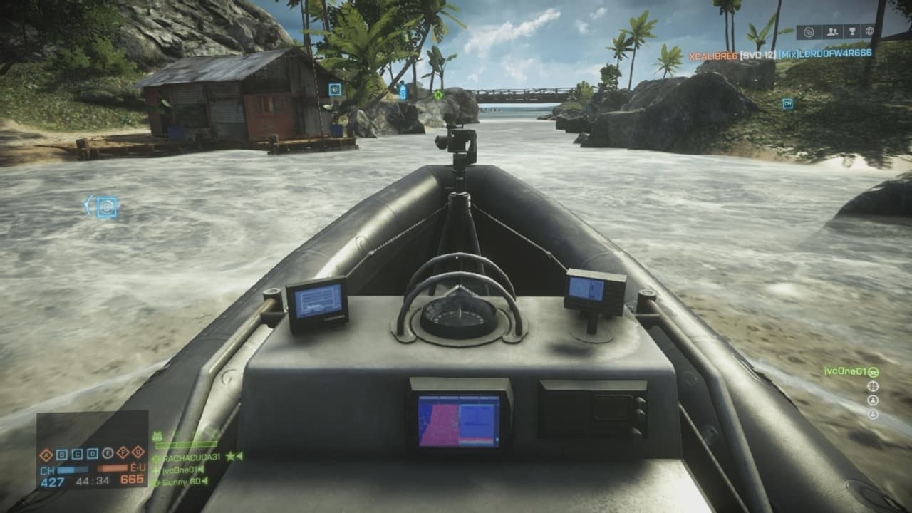 Battlephield 4: Naval Strike