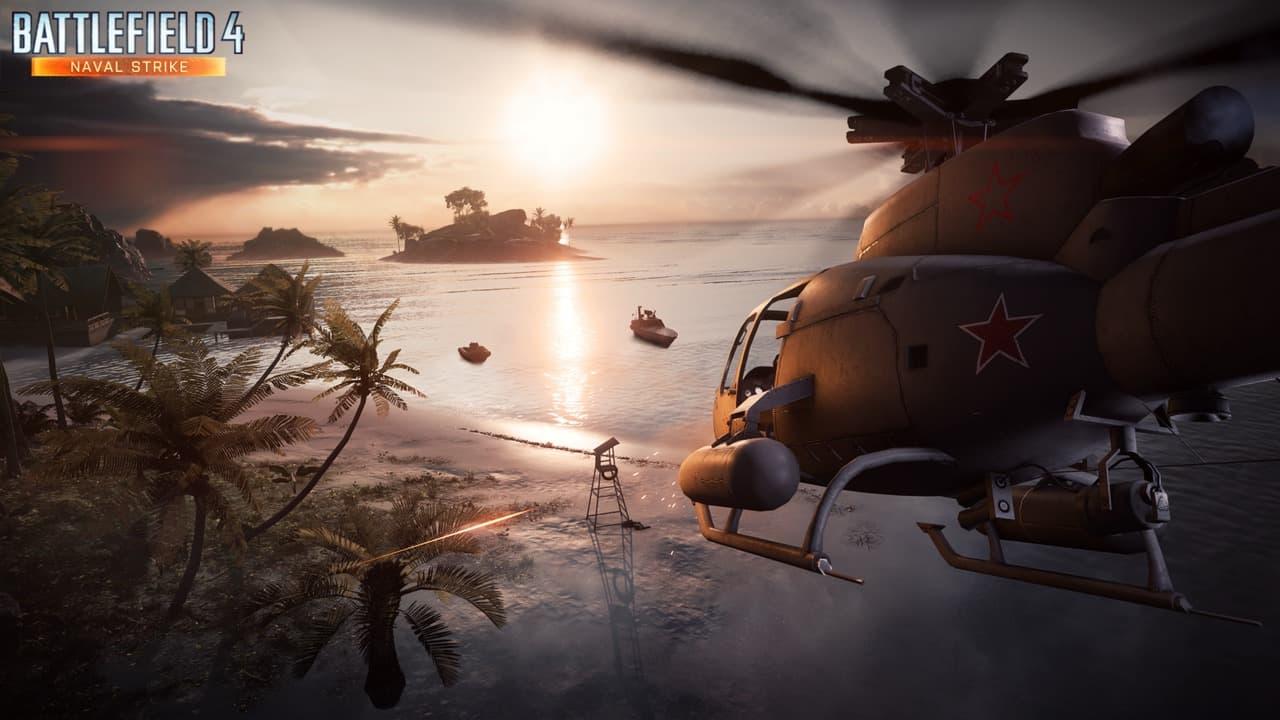 Battlefield 4: Naval Strike Xbox