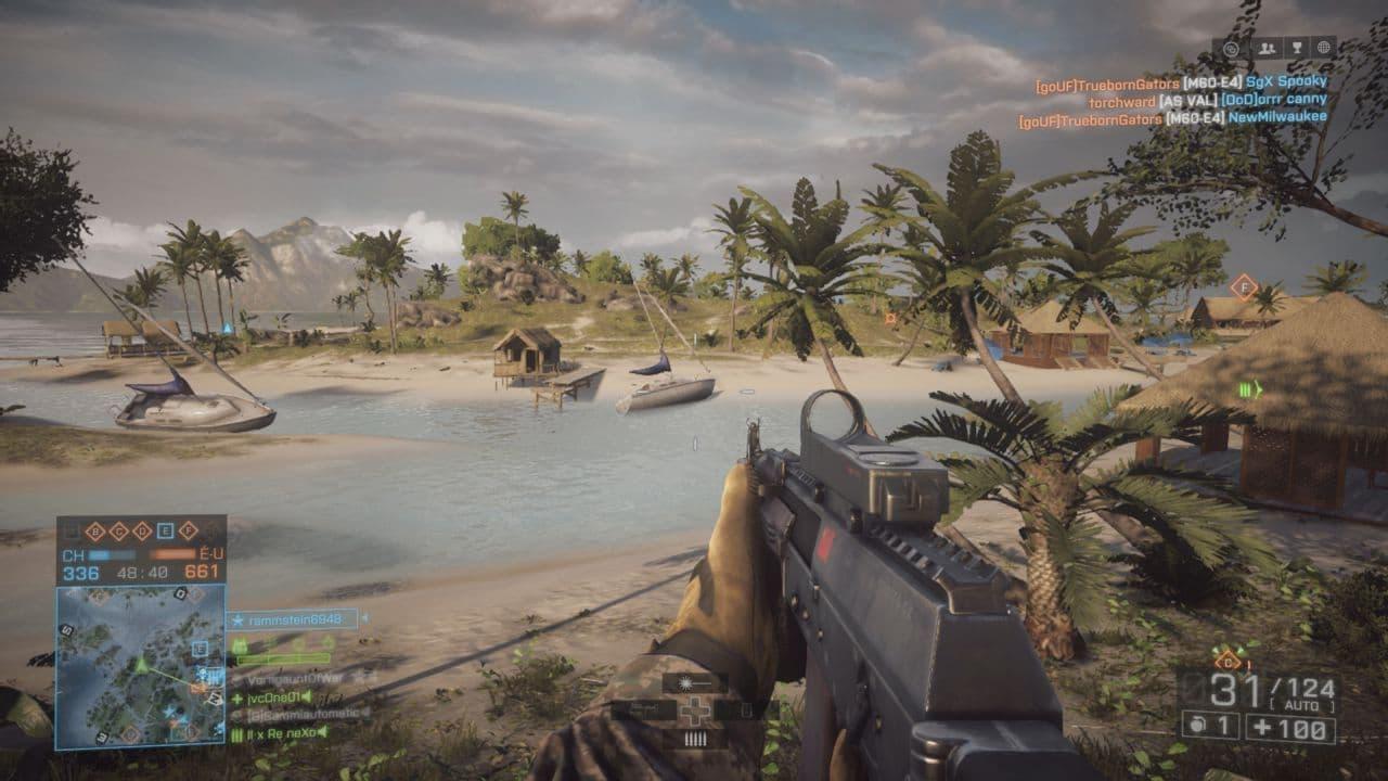 Battlefield 4: Naval Strike Xbox One