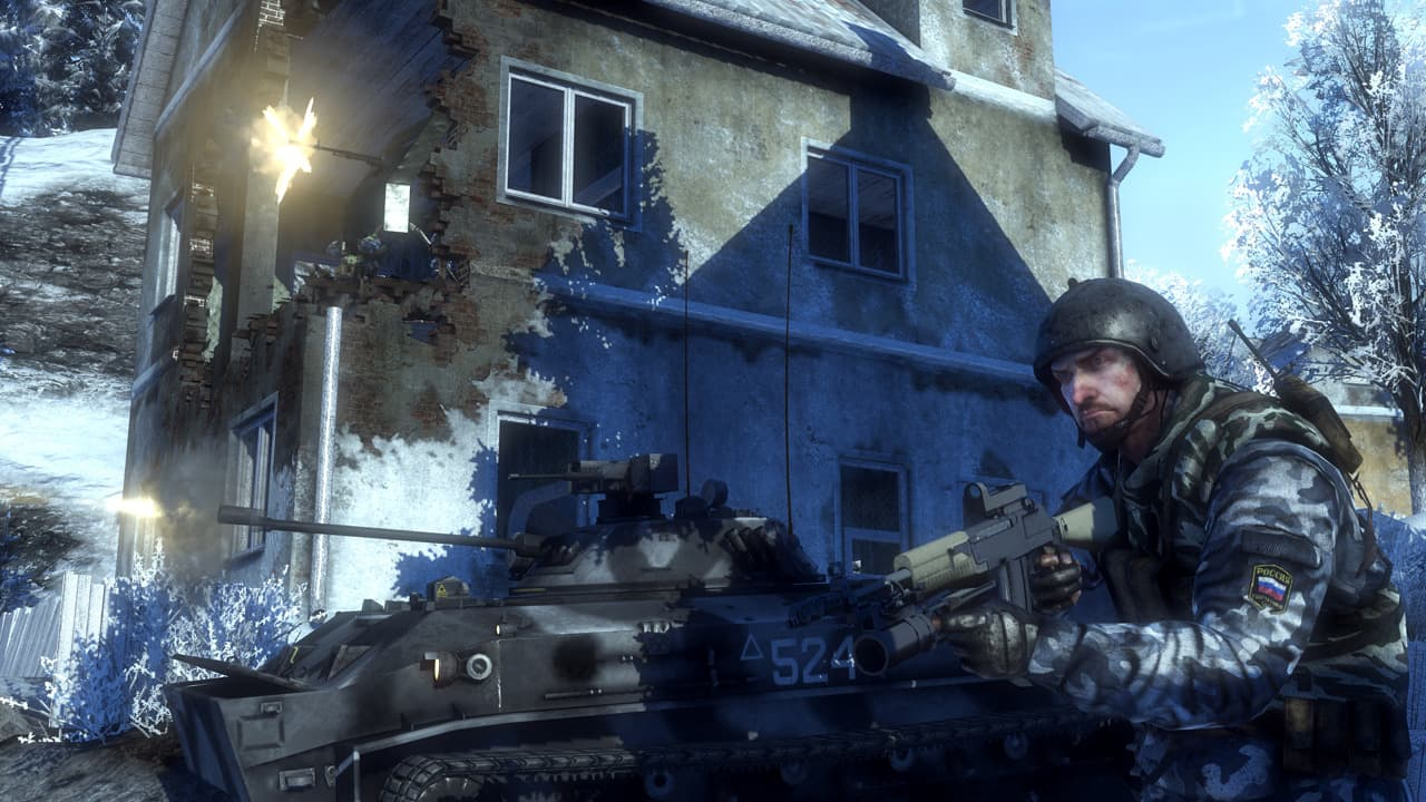 Battlefield: Bad company 2 Xbox 360
