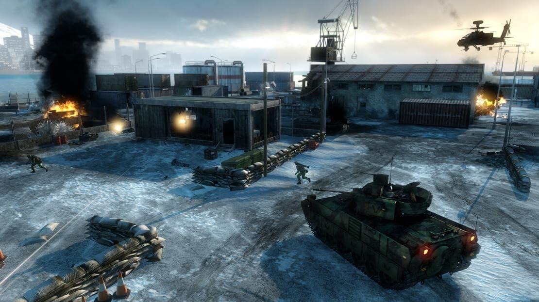 Xbox 360 Battlefield: Bad company 2