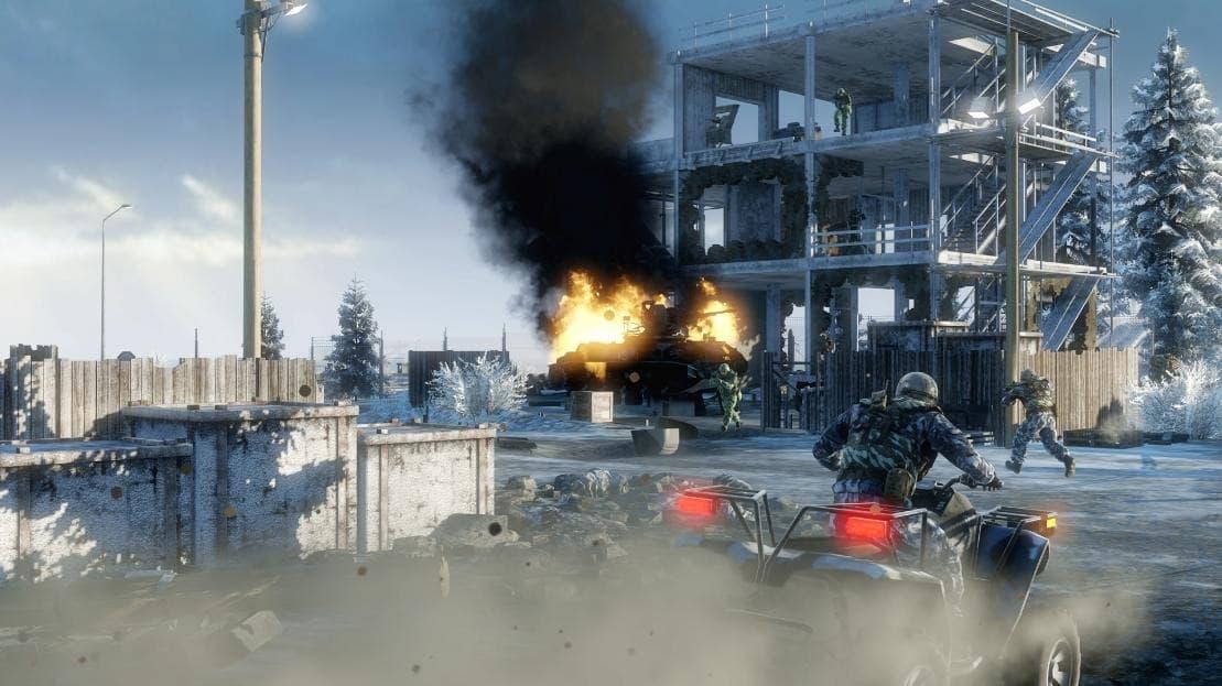 Battlefield: Bad company 2 - Image n°6