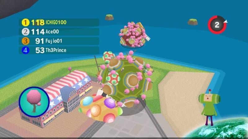 Xbox 360 Beautiful Katamari