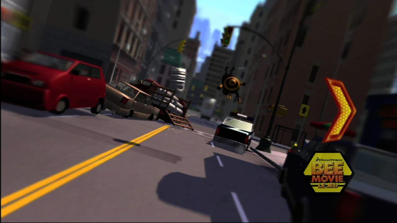 Xbox 360 Bee Movie: Le Jeu
