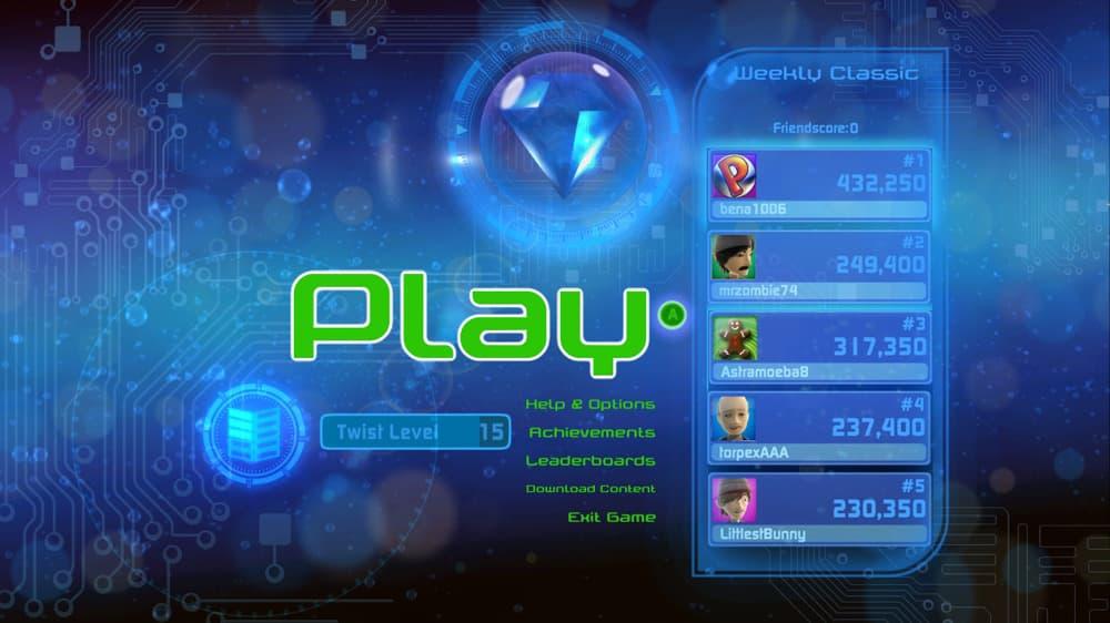 Bejeweled Blitz LIVE Xbox