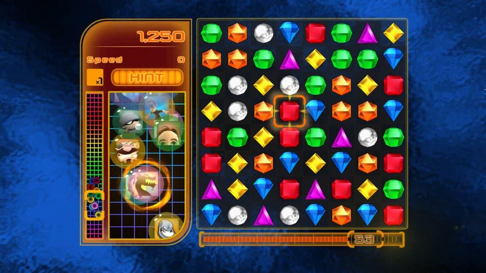 Xbox 360 Bejeweled Blitz LIVE