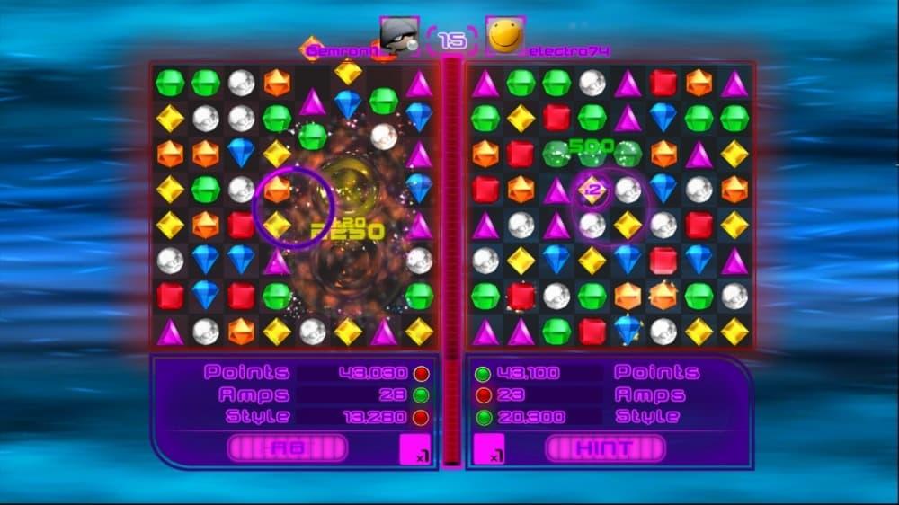Bejeweled Blitz LIVE Xbox 360