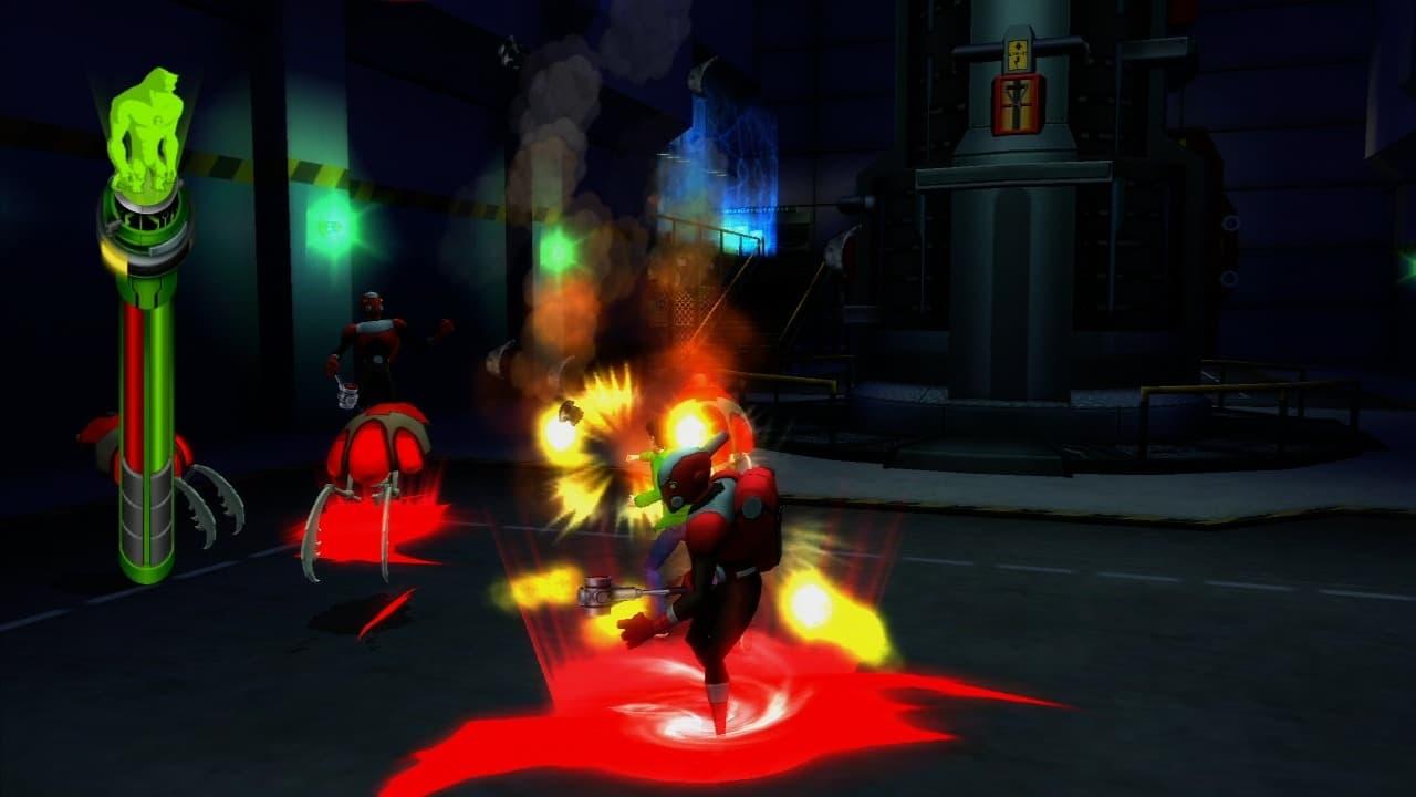 Xbox 360 Ben 10: Alien Force: Vilgax Attacks