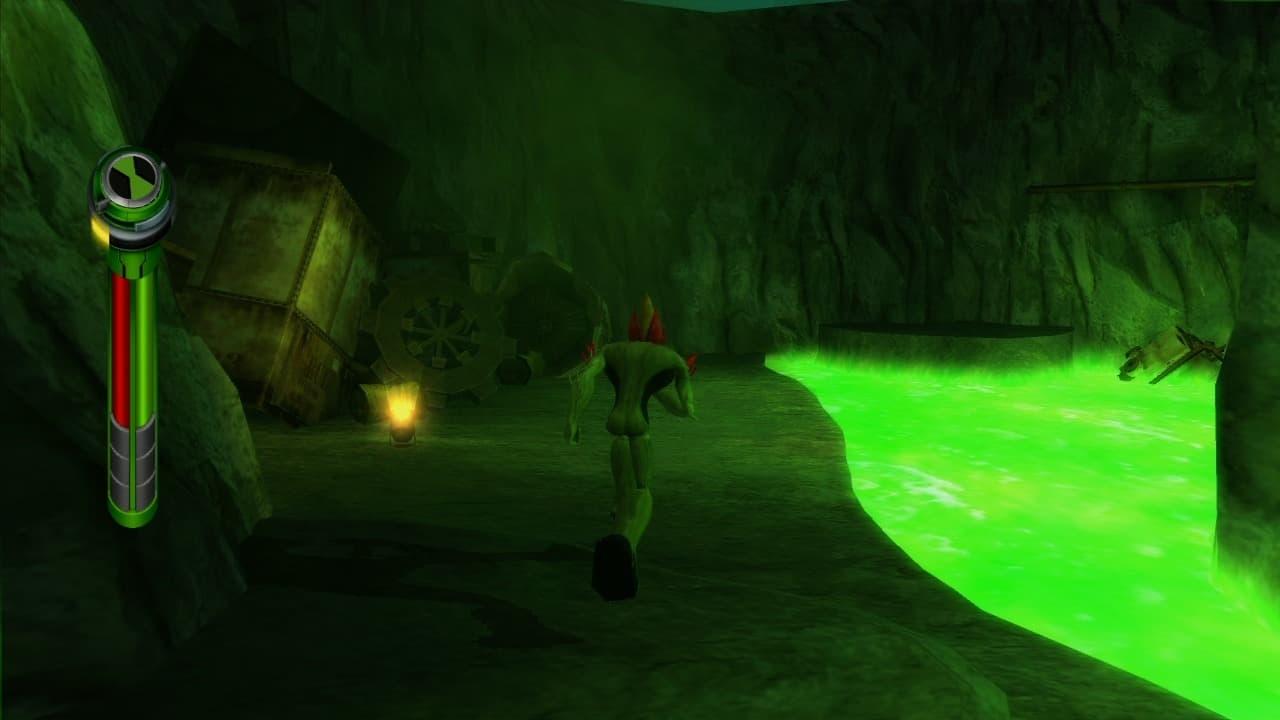 Ben 10: Alien Force: Vilgax Attacks - Image n°8