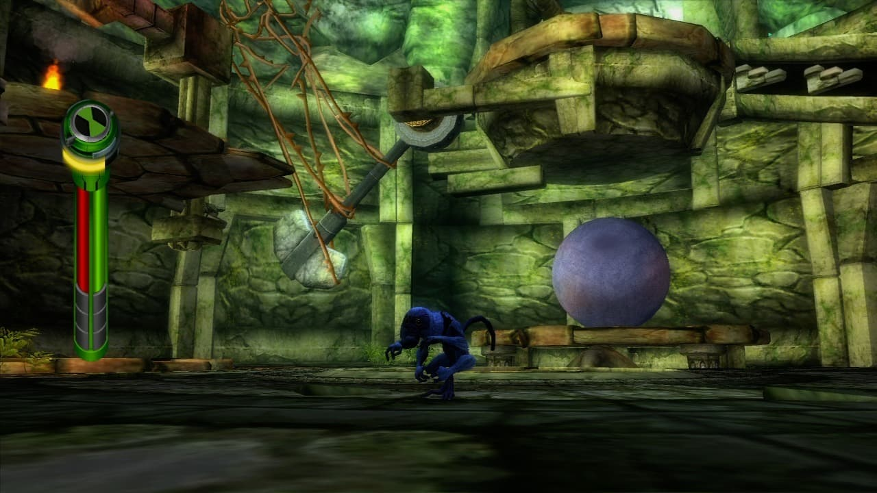 Ben 10: Alien Force: Vilgax Attacks Xbox 360