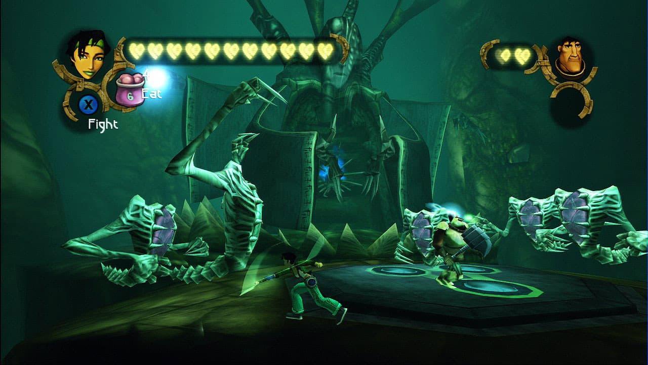 Beyond Good & Evil HD Xbox Live