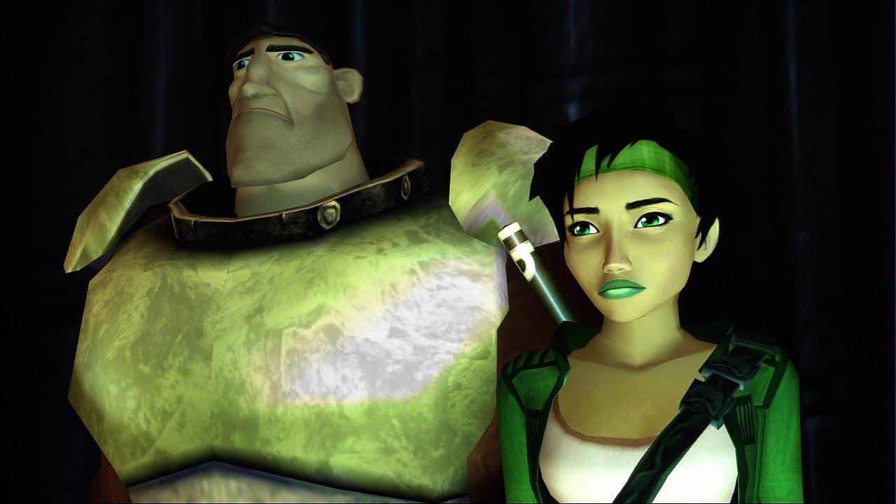 Beyond Good & Evil HD Xbox