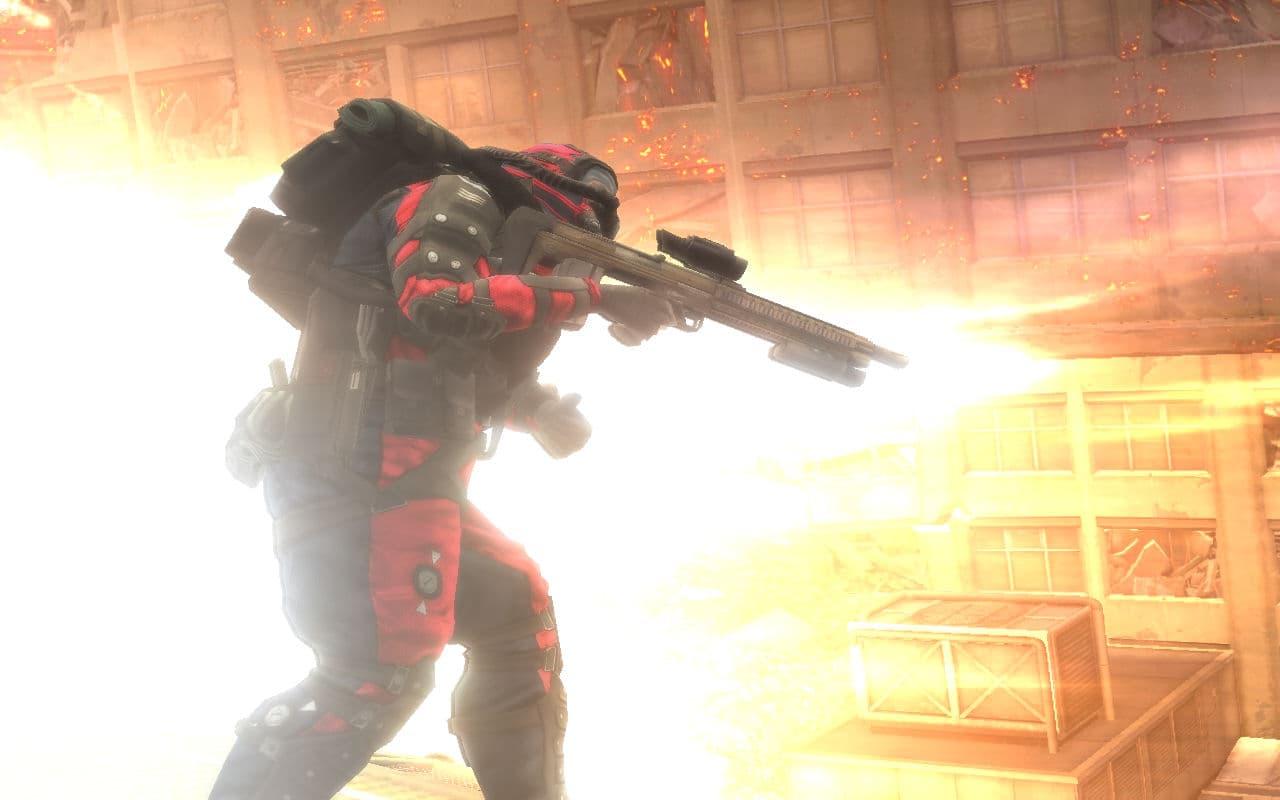 Bionic Commando - Image n°7