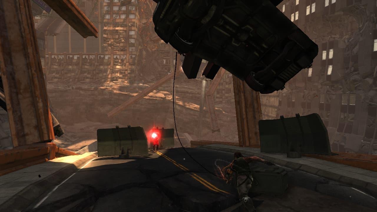 Bionic Commando Xbox