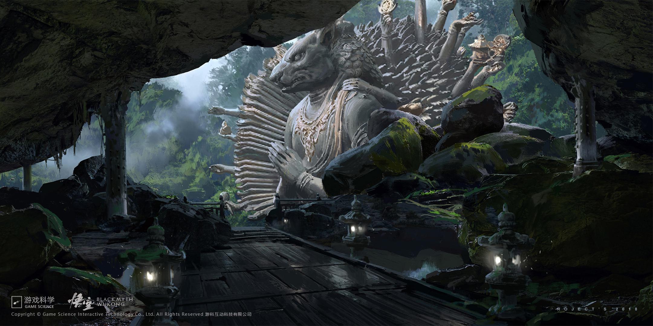 Xbox One Black Myth: Wukong