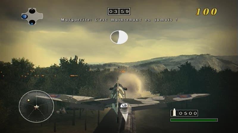 Blazing Angels 2: Secret Missions of WWII Xbox