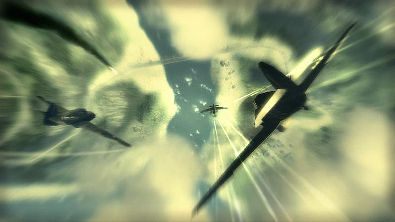Xbox 360 Blazing Angels 2: Secret Missions of WWII