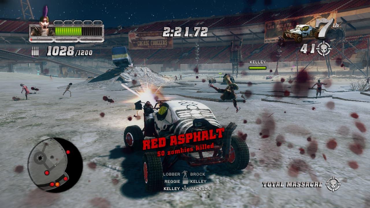 Blood Drive Xbox