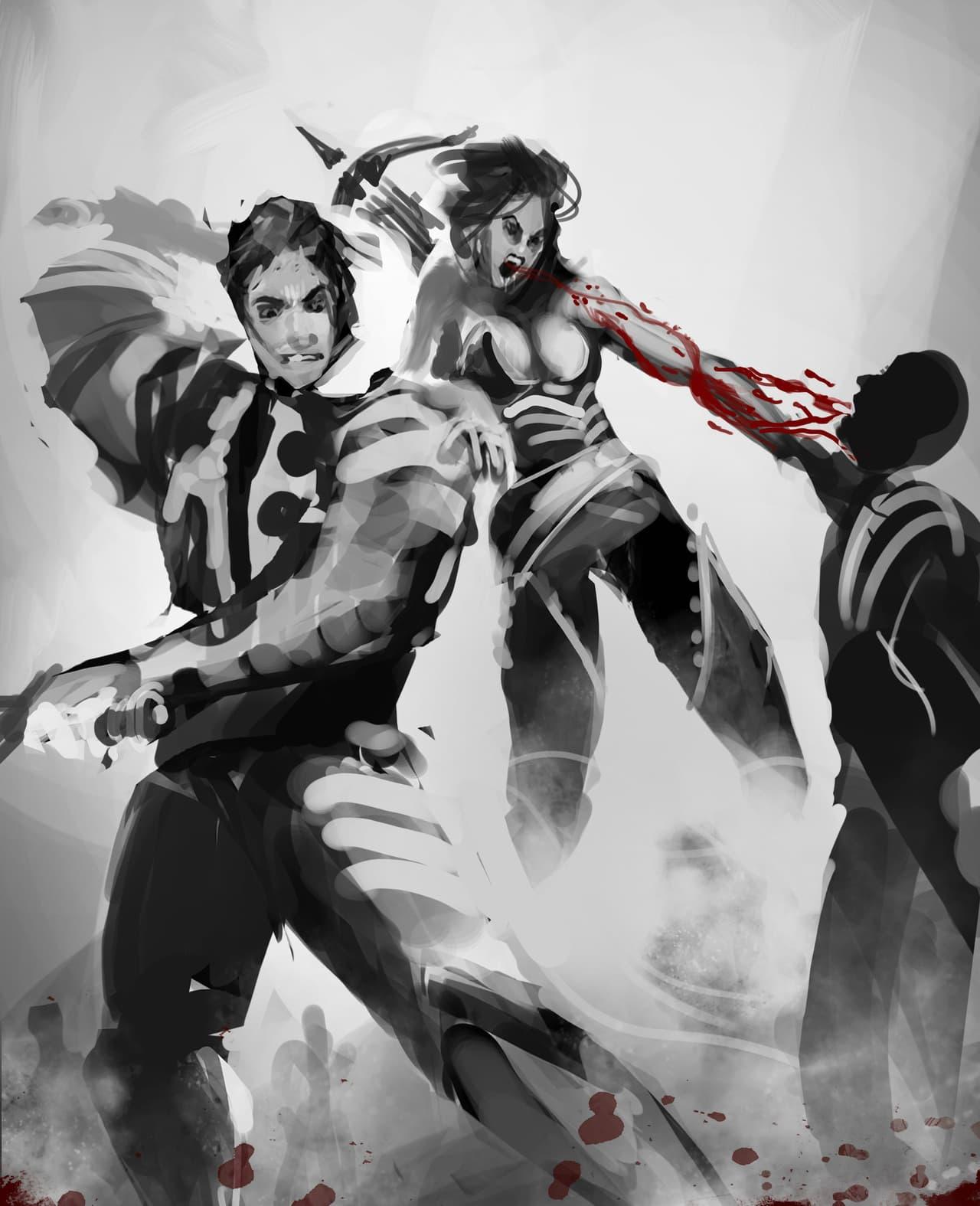 Blood Knights - Image n°6