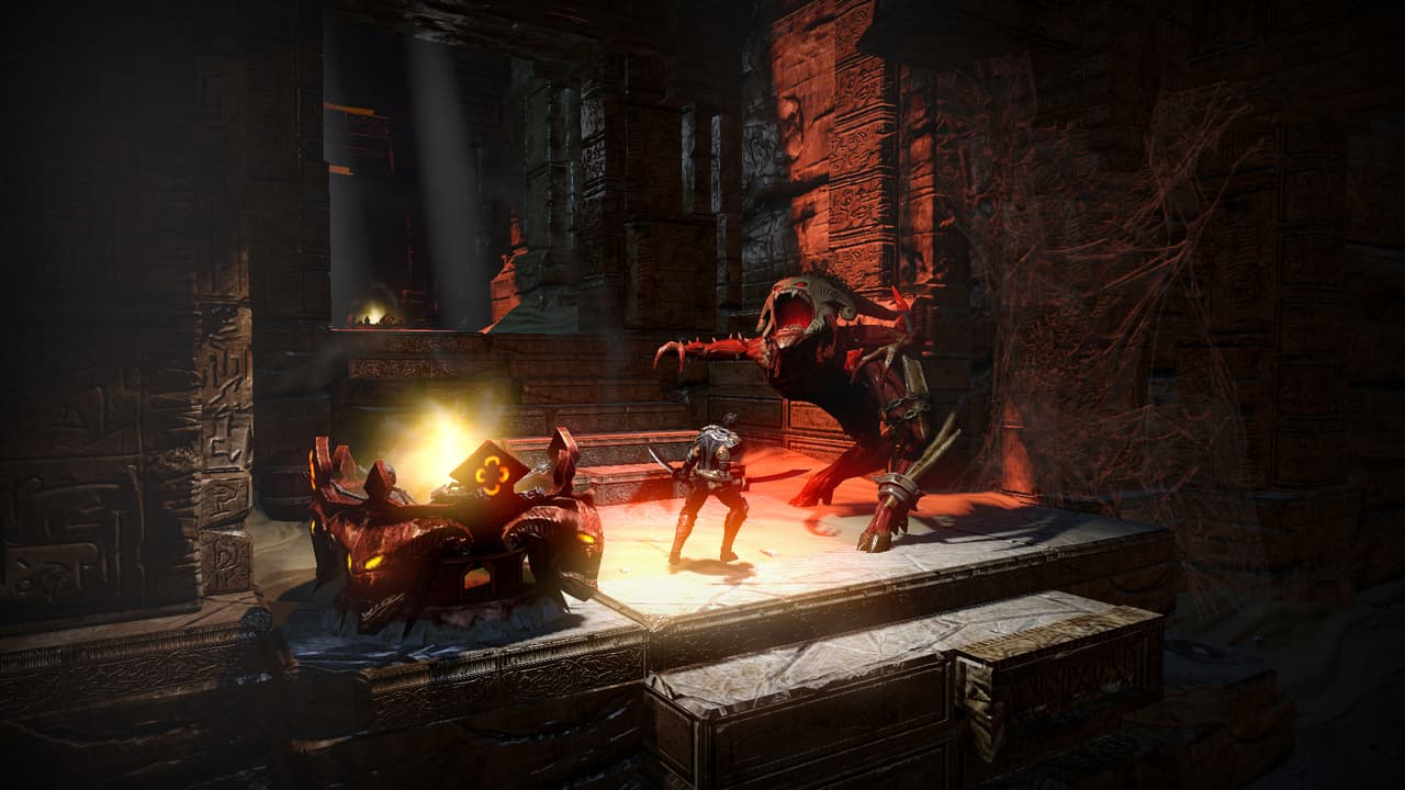 Blood Knights Xbox 360