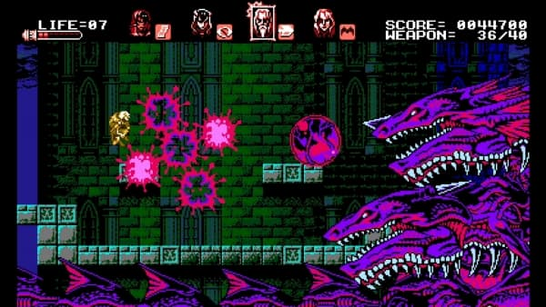 Bloodstained : Curse of the Moon - Image n°6