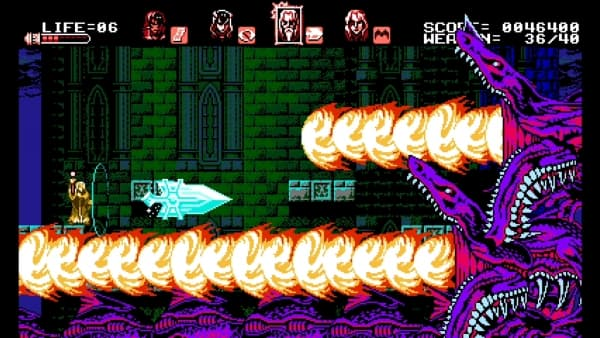 Xbox One Bloodstained : Curse of the Moon