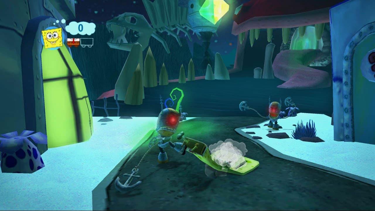 Bob l'Eponge: Truth or Square Xbox