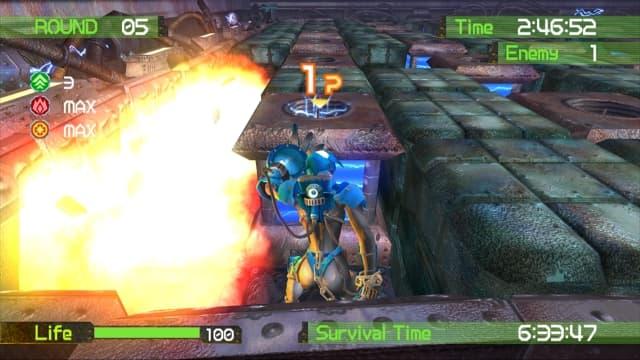 Bomberman Act: Zero Xbox