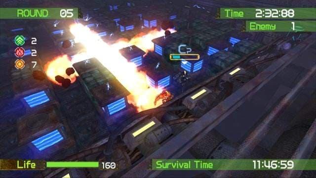 Xbox 360 Bomberman Act: Zero