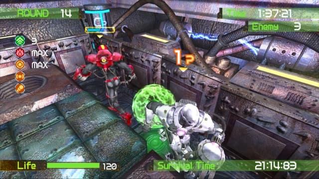 Bomberman Act: Zero Xbox 360