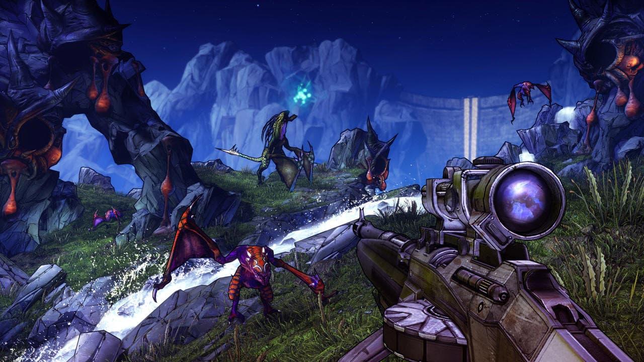 Xbox One Borderlands 2