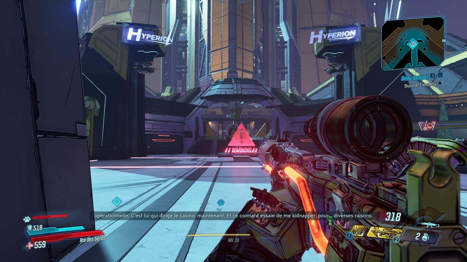 Xbox One Borderlands 3: Le Casse du Beau Jackpot