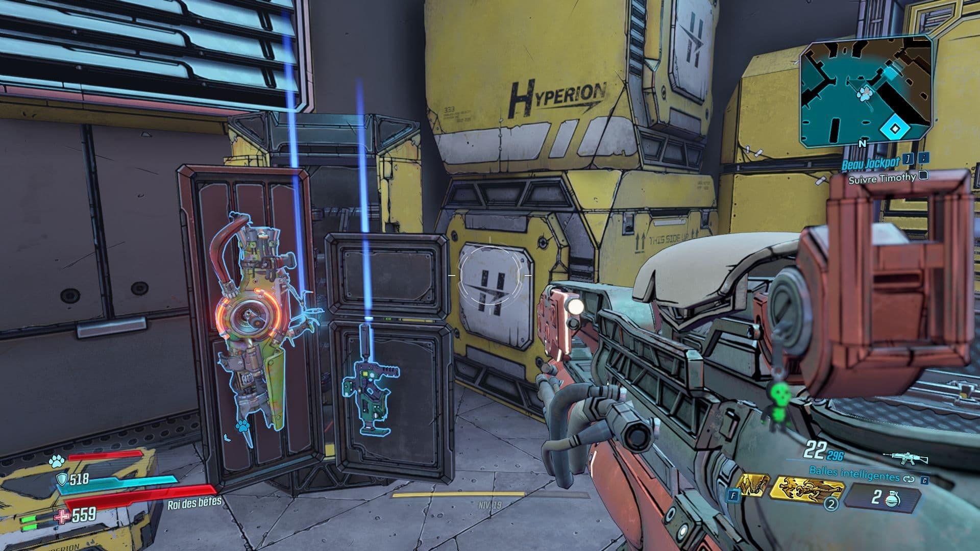 Borderlands 3: Le Casse du Beau Jackpot Xbox One