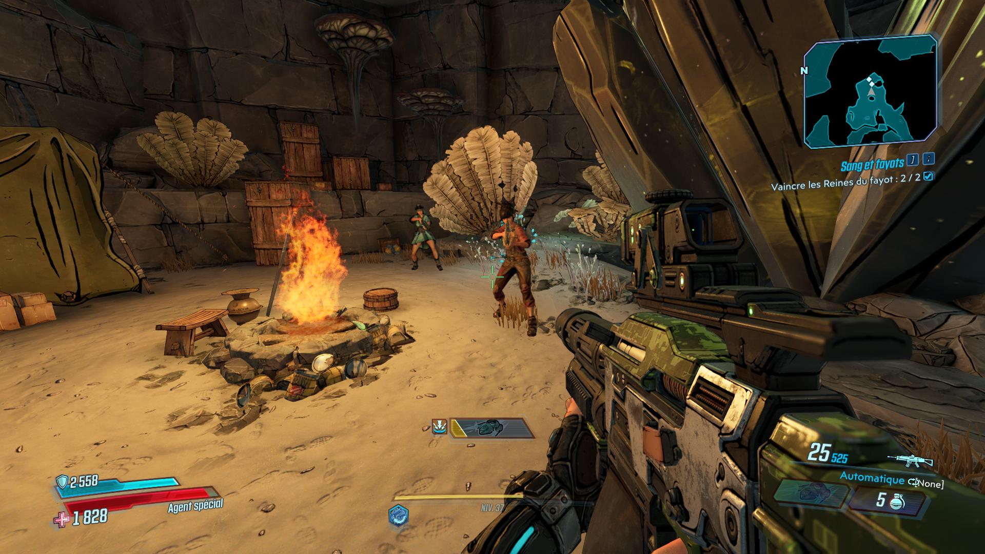 Xbox One Borderlands 3: Une prime sanglante: Le chemin de la rédemption