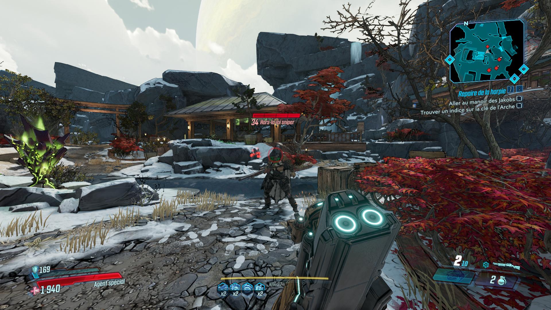 Borderlands 3: Une prime sanglante: Le chemin de la rédemption Xbox One