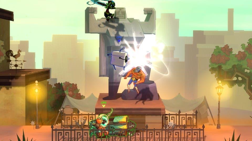 Bounty Battle Xbox One