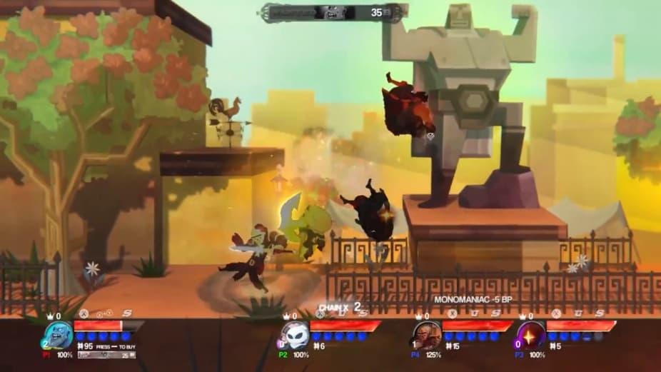 Bounty Battle Xbox