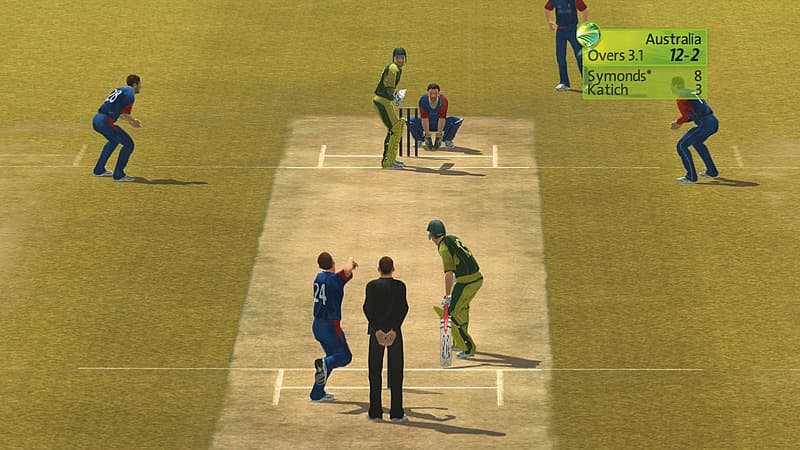 Xbox 360 Brian Lara International Cricket 2007