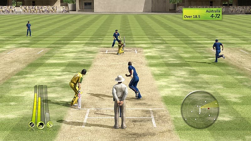 Brian Lara International Cricket 2007 - Image n°8