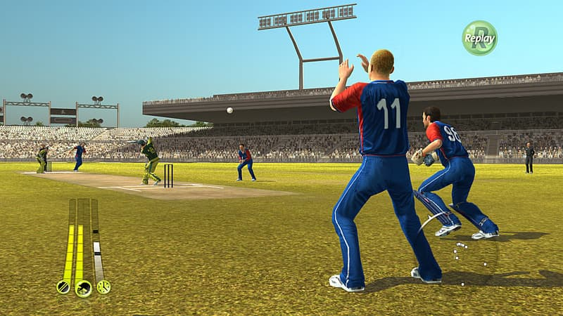 Brian Lara International Cricket 2007 - Image n°7
