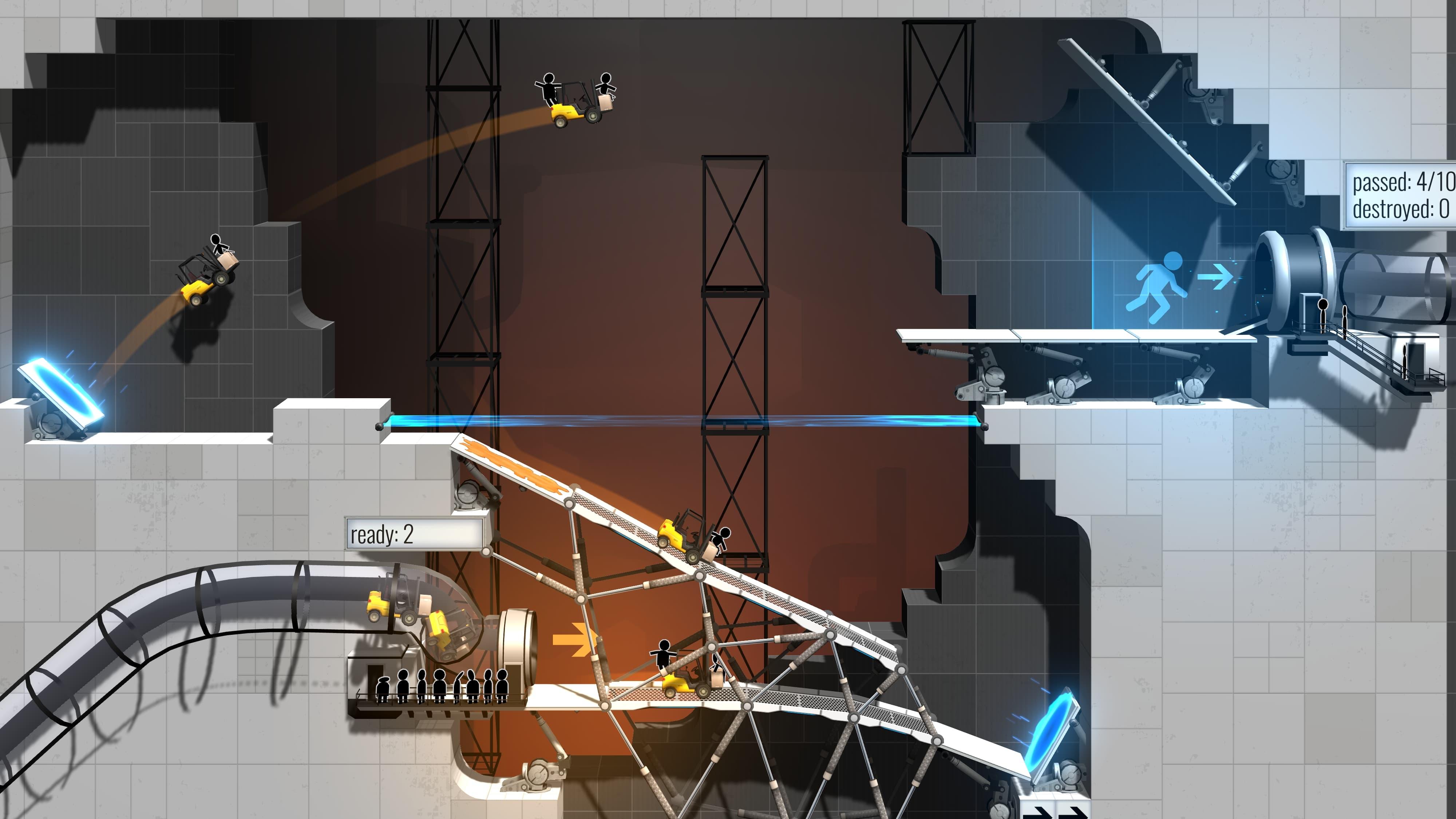 Bridge Constructor Portal Xbox