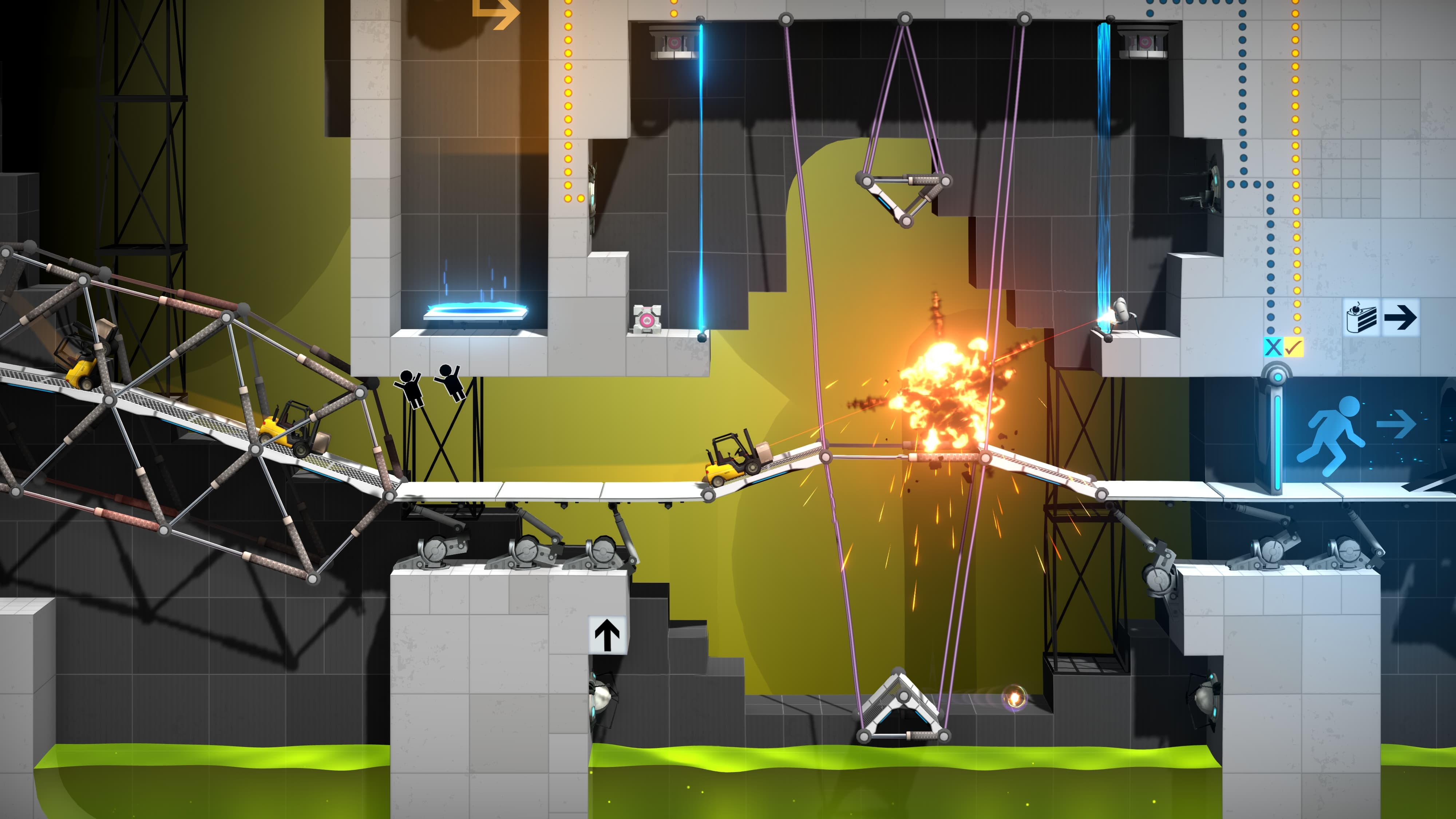 Bridge Constructor Portal Xbox One