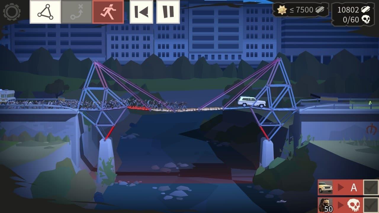 Bridge Constructor: The Walking Dead Xbox