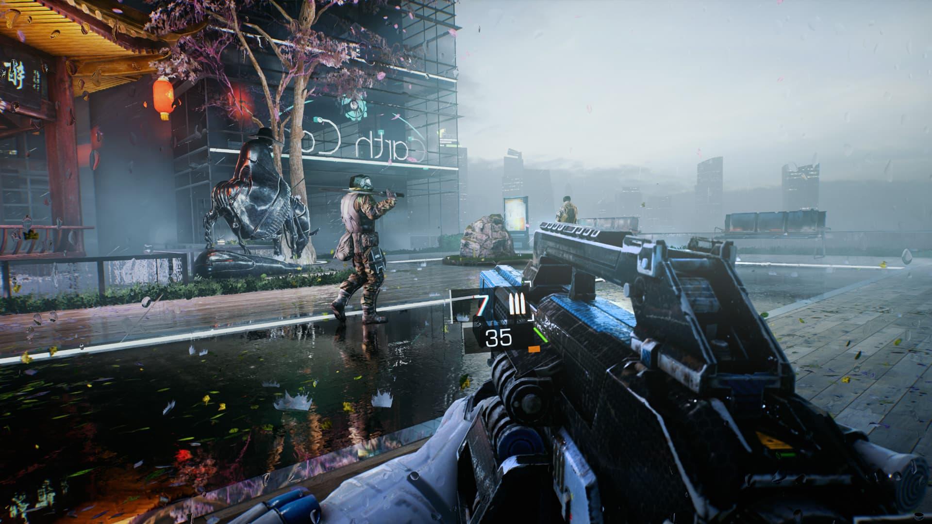 Bright Memory: Infinite Xbox Series X & S