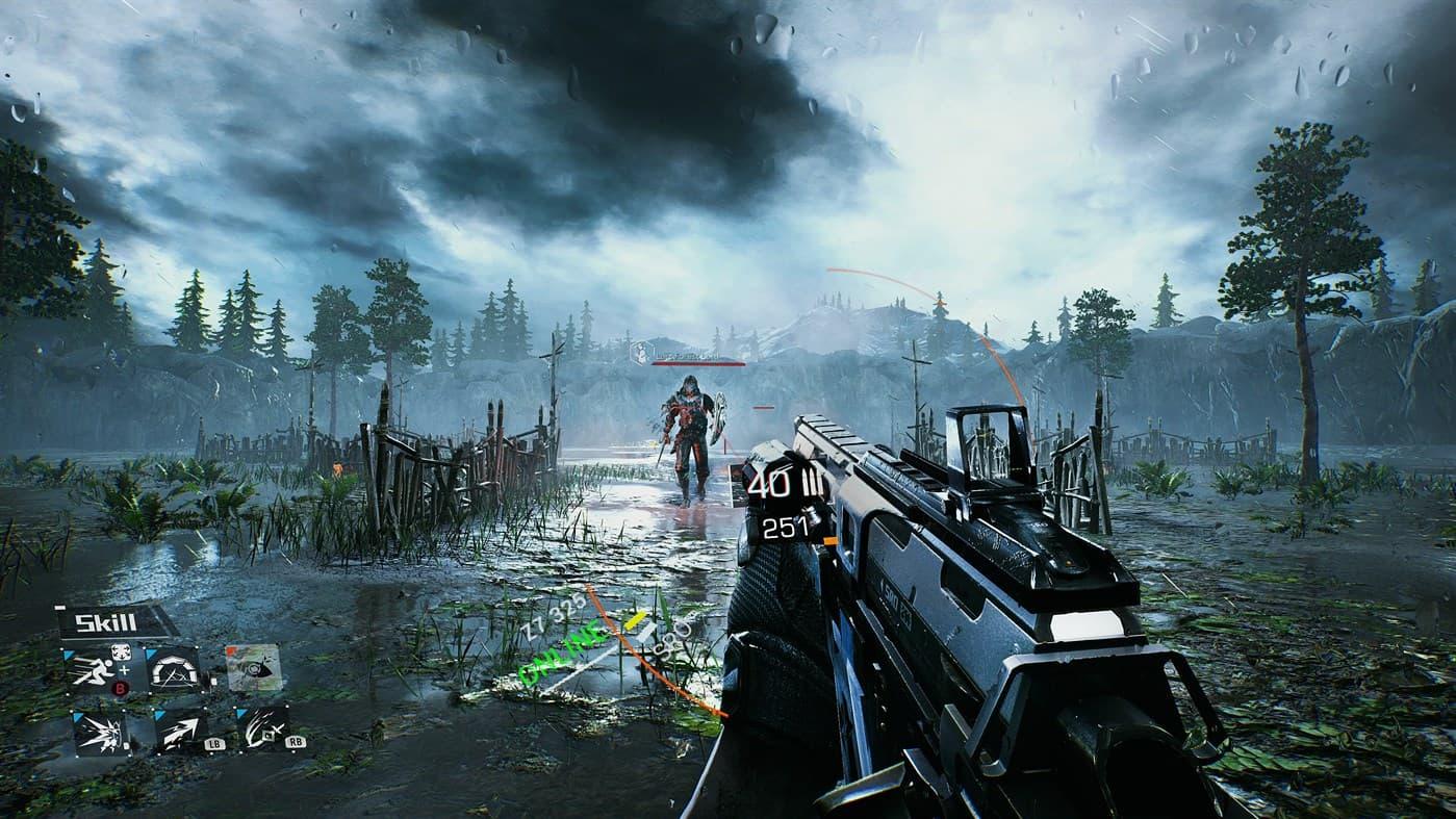 Bright Memory Xbox